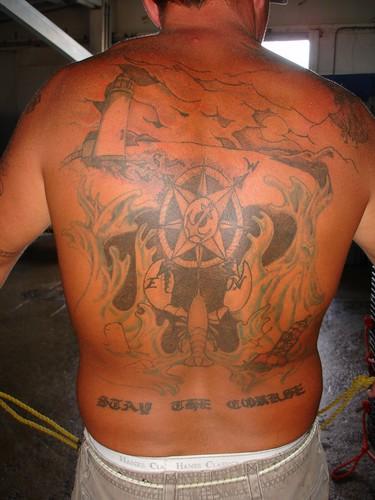 Fishermen Tattoos- Jerry McKay , originally uploaded by captjoe06 .