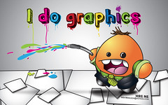 i_do_graphics2 (Soapbox Graphic Design) Tags: color me work design graphic character illustrator contract wacom hire freelance