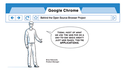 Google Chrome Comic Book Auction To Benefit Sharing