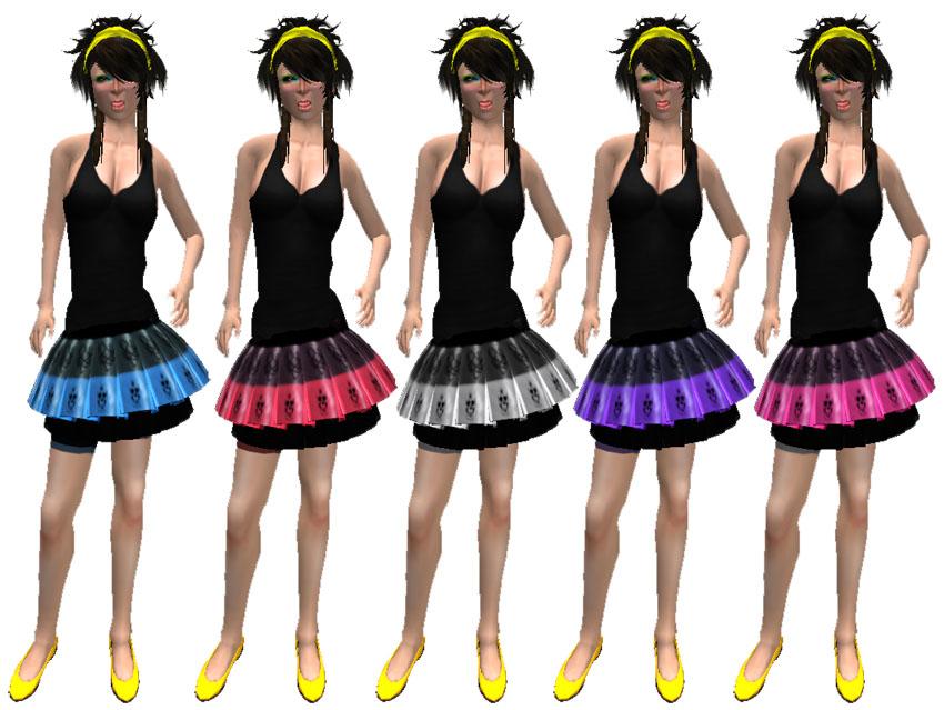 SRU skirts
