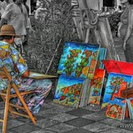 Colorando Taormina (HDR)