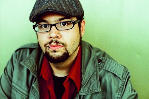 Drew Olanoff - Gnomedex 2008