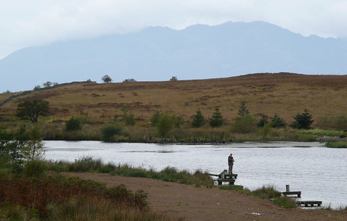 Glenburn resr and Arran