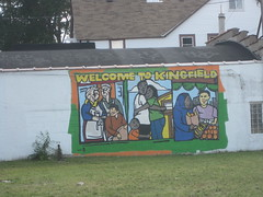 Welcome to Kingfield by Christopher Harrison