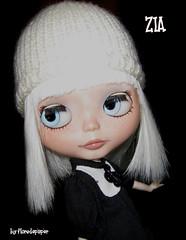 Zia, my last blythe custom