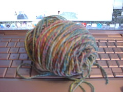 leftover sweet yarn