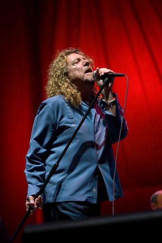 Robert Plant acl fest austin 080927