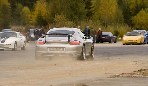 Gardermoen, SS1, Auto Slalom - 2008-09-28