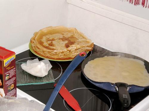 Crêpe Breakfast