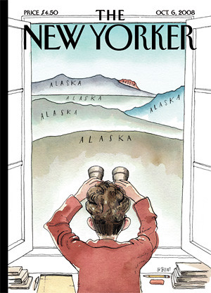 Oct 6, 2008 New Yorker Cover