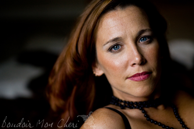 Miss M's Boudoir Session – Austin, Texas