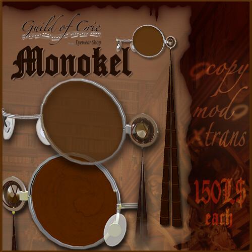 """Monokel"""