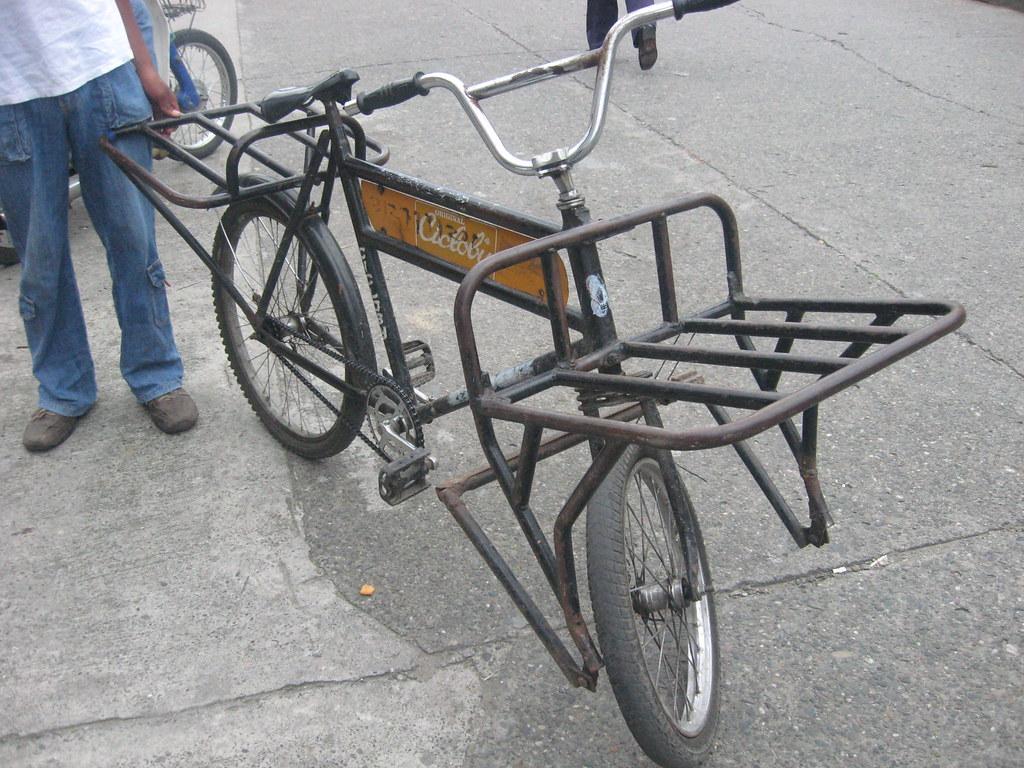Bicicleta Panadera (Baker's Bike)