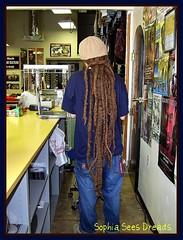 Guess How Many Years It Took....OK<. It took him 16 years to grow. (Sophia Bella) Tags: dreadlocks hair longhair jamaica mon marley