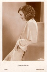 Greta Garbo (Truus, Bob & Jan too!) Tags: cinema vintage ross glamour european silent postcard goddess actress movies mgm diva greta garbo filmstar gretagarbo metrogoldwynmayer egbertbarten