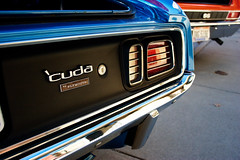 'cuda (chrisglass) Tags: plymouth cuda plymouthbarracuda cartype