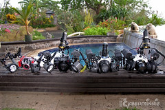 our weapon!!! (Cyberminnie) Tags: bali canon indonesia underwater scuba diving 5d nikond200 40d a640 cyberminnie purijati olympic5050 zenresort