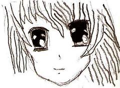 (a3fene_q8) Tags: anime girl cartoon manga toon