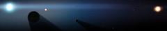 HD 188753 Trinary Star System