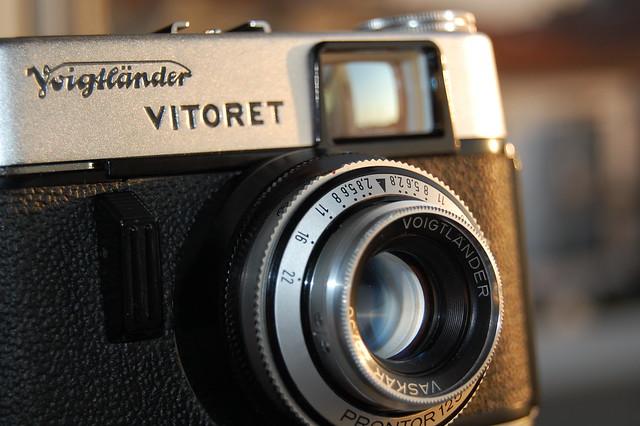 Voigtlander Vitoret