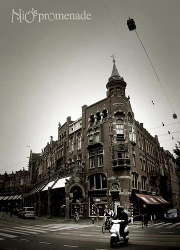 你拍攝的 AMSTERDAM 市区 2。
