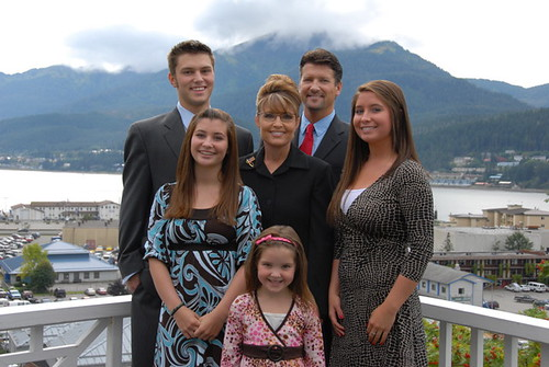 Sarah Palin and family