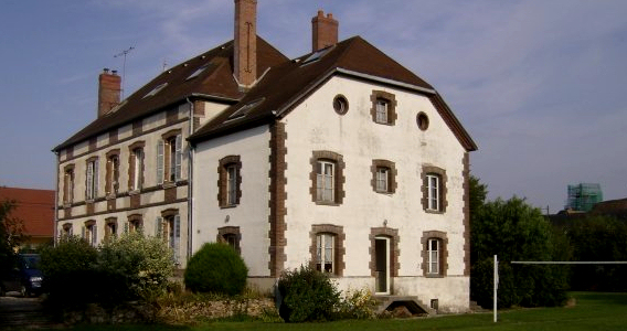 The YWAM base at Le Gault la Forêt
