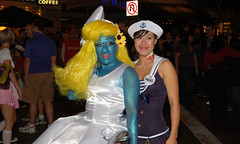 Smurfette and Sailor