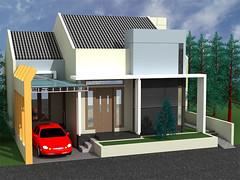Desain Rumah Cimanggis-Depok-2 by Indograha Arsitama by Indograha Arsitama Desain & Build