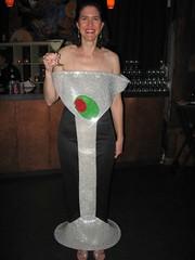 Martini Lady