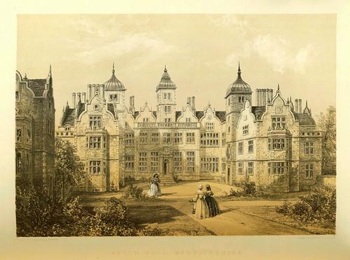 013- Aston Hall- Warwickshire- fundada durante el reinado de James I