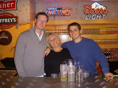 Will Forbes, Judy McClelland, Drew Stevenson