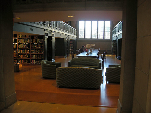 Thompson Library 5, Vassar College Part 91