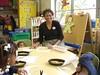 """""""Smile Mrs. Boatman"""" by Laila (St. Ethelreda School) Tags: spotlight kindergarten boatman"""