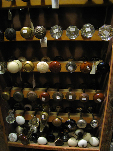 Old House Parts: Door Knobs