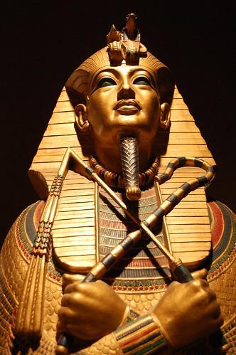 The Coffin of King Tutankhamun