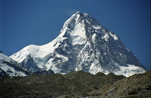 K2  8611 m Uyghur
