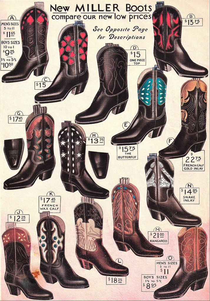 advertising Archives - Cowboy Boots