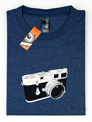 Leica M3 Camera T Shirt (tubes.) Tags: camera leica art classic shirt illustration vintage photography design artwork screenprint graphic tshirt retro teeshirt seantubridy