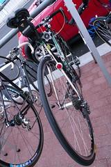 My bike DarkGreen