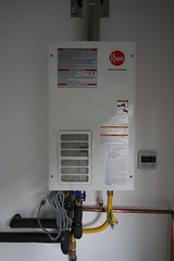 Rheam Tankless Hot Water Heater