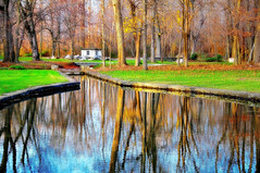 Donegal Springs Church Pond (rcp615) Tags: reflexions superaplus aplusphoto flickrlovers