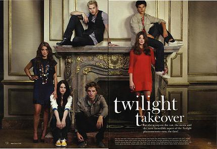 twilight teen magazine by [AP|Fashionist].