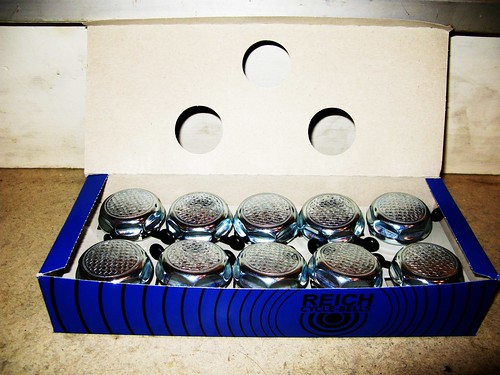 The Simple Joy of a Box of Twenty Bicycle Bells