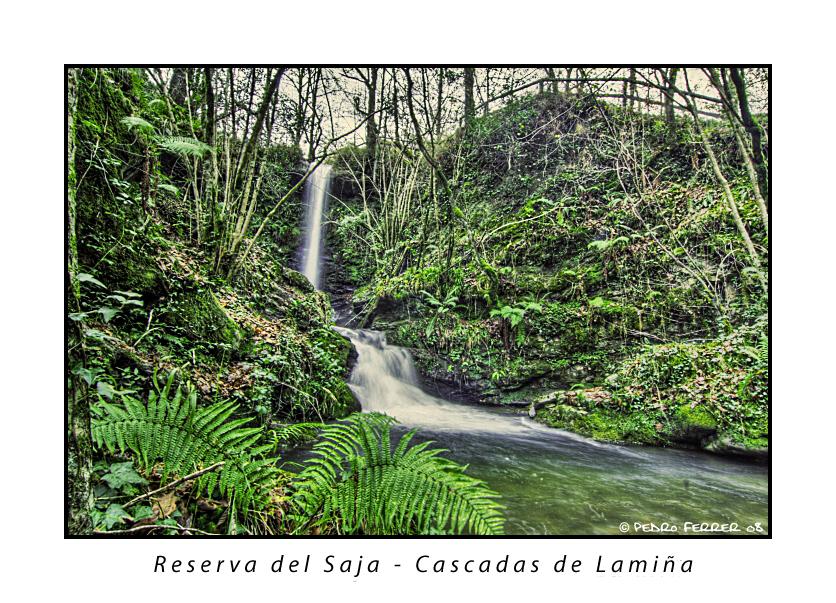 Cascadas de Lamiña 03