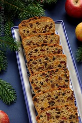 Fruit Bread (1/2) (Thorsten (TK)) Tags: christmas xmas blue winter red food holiday green apple cookies catchycolors germany weihnachten holidays advent adventszeit sweet traditional seasonal raisins fromabove rye german cranberries bakery sweets tradition typical flour dates apfel figs apricots driedfruit baked currants christmascookies tradtional highangle traditionalfood gebck foodphotography fromtop foodpresentation fruitbread tannenzweige frchtebrot winterly weihnachtsbckerei xmascookies winterfood christmasbakery christmasfood weihnachtsbaeckerei foodstyling topdownview germanchristmascookies xmassweets christmassweets traditionalcookies foodtraditions roggenmehl thorstenkraska germanchristmasfood germanfoodtradition germanchristmasbakery weihnachtsbkerei germanxmascookies germanchristmassweets christmasfoodingermany germanychristmascookies