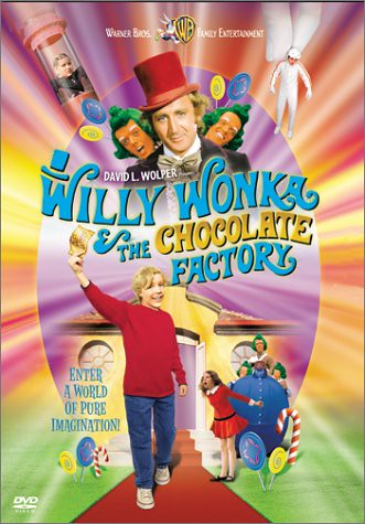 WillyWonka & the Chocolate Factory