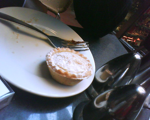 Mince pie in scotts