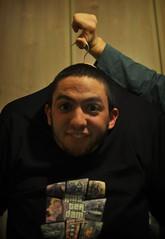 Hang me up to dry (yossiyarom) Tags: hand room hang yuval keren d90