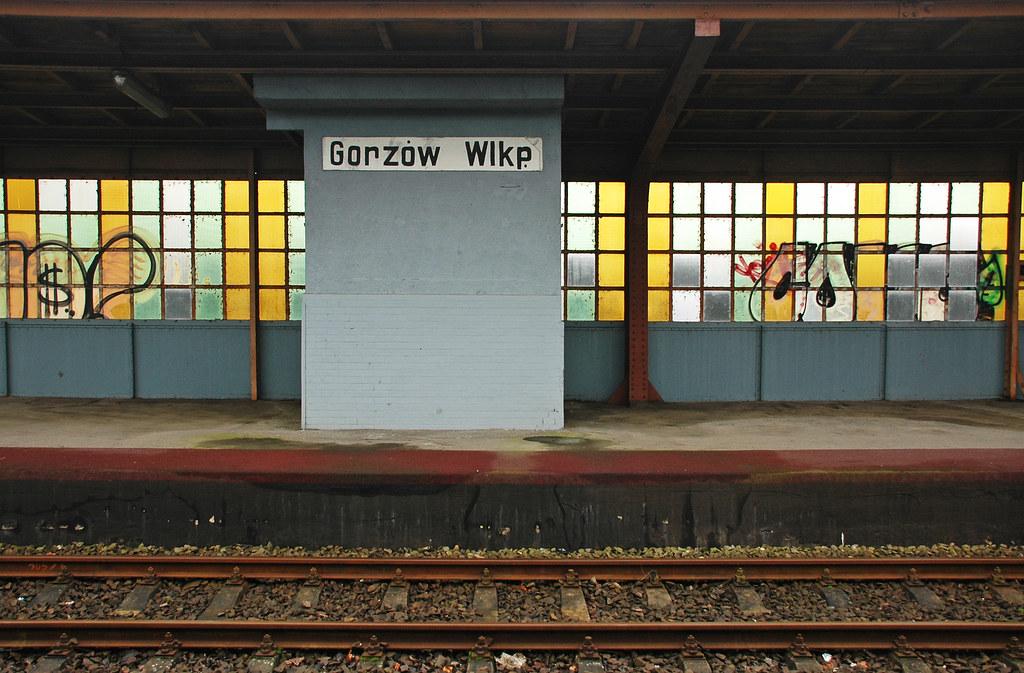 Gorzów Wlkp. (Poland) - Railway Station